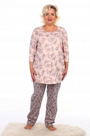 Женские пижамы оптом от производителя 9560187943692