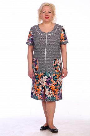 bdb12af0d867 Женские халаты оптом от производителя, домашние трикотажные халаты ...